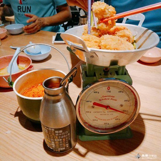 【台北大安】甲泰船面/泰式道地小吃/東區美食 @魚樂分享誌