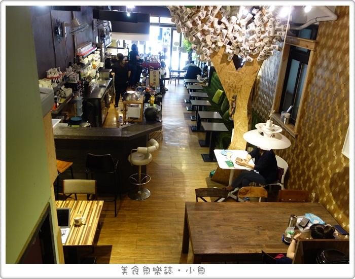 【台北中正】Notch咖啡工場 站前店/平價咖啡/免費wifi插座/座位多 @魚樂分享誌