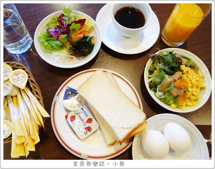 【日本美食】京都車站 Caf & Bar Kamogawa/早餐吃到飽 @魚樂分享誌