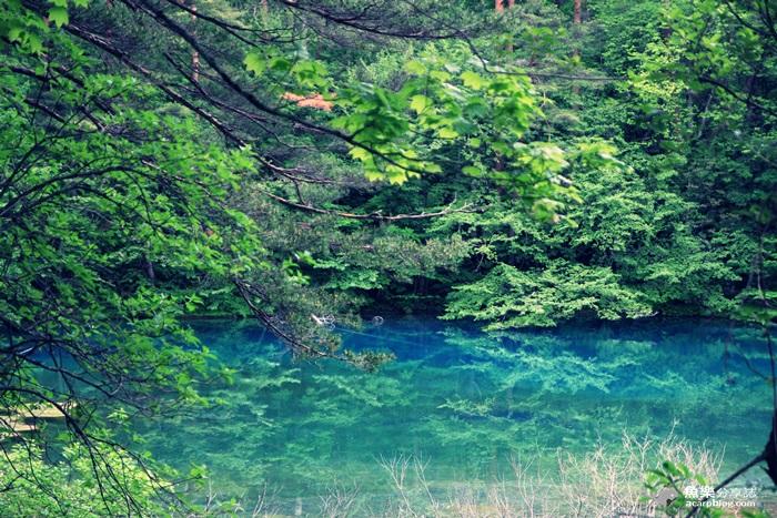【日本旅遊】福島 五色沼/夢幻日本九寨溝 @魚樂分享誌