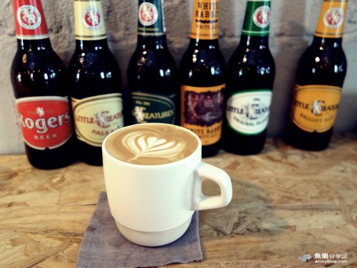 【台北大安】Congrats Café/巷弄隱密咖啡店/信義安和站 @魚樂分享誌