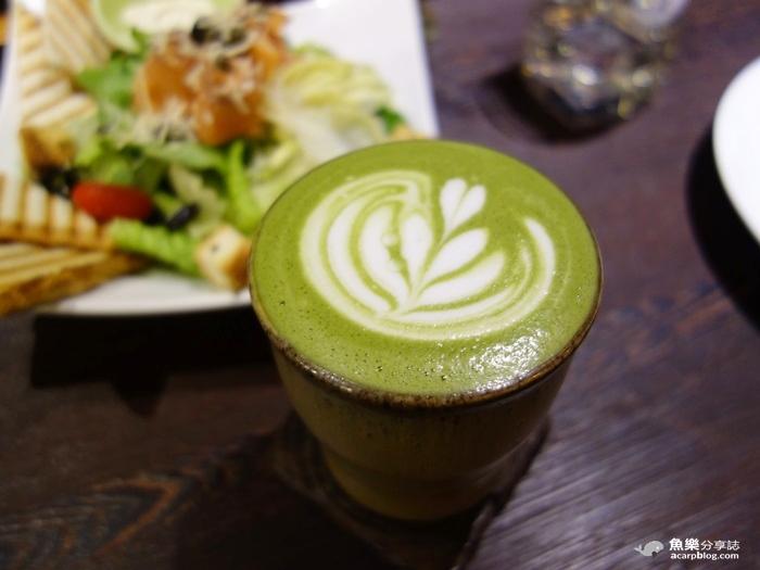 【台北中山】二條通.綠島小夜曲/日式建築風古宅咖啡屋 @魚樂分享誌