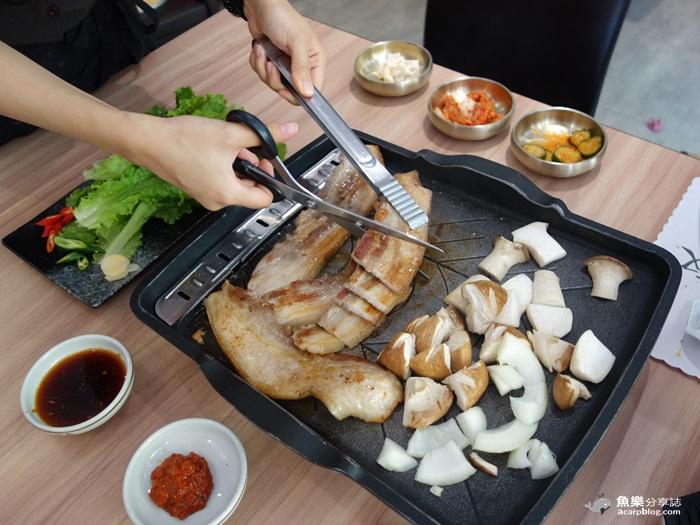 【台北士林】韓大叔 밥짓는 삼촌 正宗韓式料理 平價天母美食 @魚樂分享誌