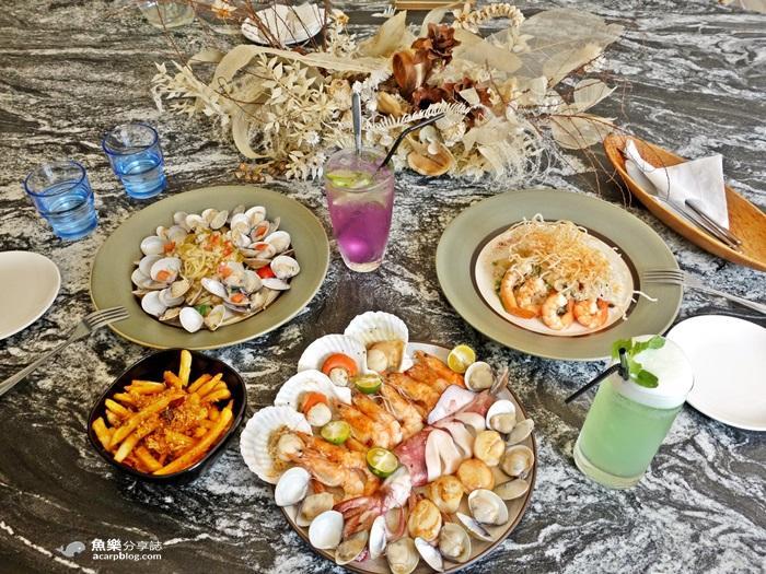 【台北大安】yoh 曜日義式餐酒館-大安區餐酒館 @魚樂分享誌