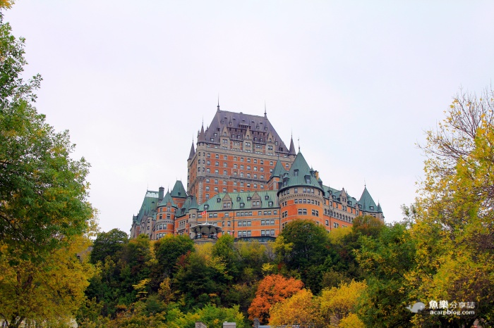 魁北克古堡大酒店