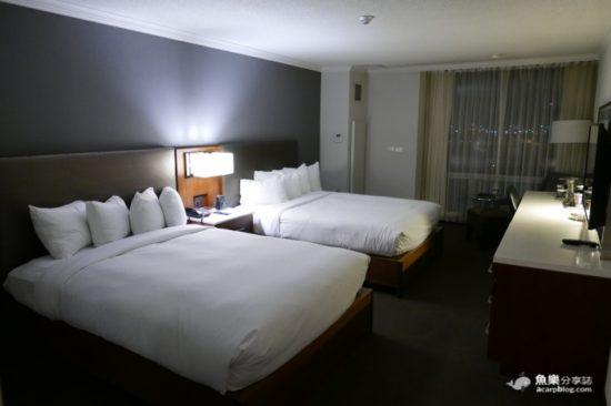 【加拿大旅遊】住宿:Hilton Toronto Airport Hotel & Suites(多倫多機場希爾頓酒店) @魚樂分享誌