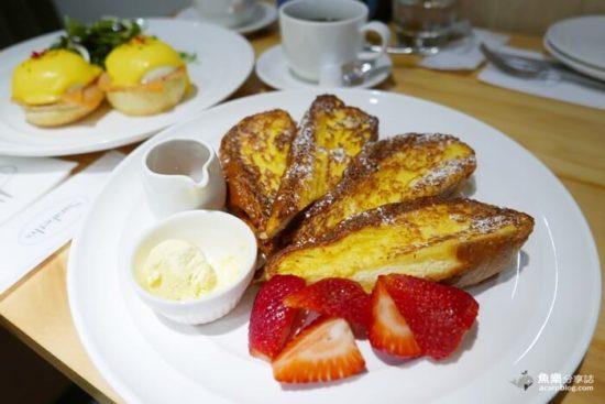 【台北大安】Sarabeth's Taiwan 紐約早餐女王 台北敦化SOGO店 @魚樂分享誌