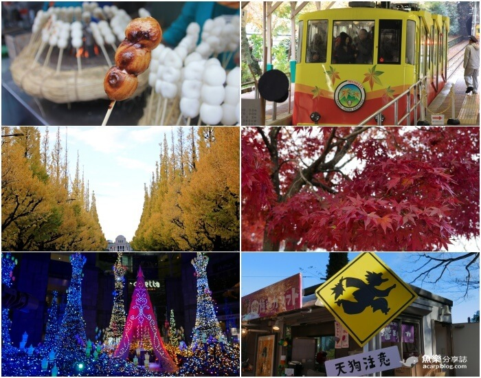 【日本旅遊】2017富士山馬拉松&東京賞楓Day2 @魚樂分享誌