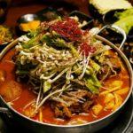 即時熱門文章:【台北中山】韓金館- 道地馬鈴薯排骨湯/韓式燒肉