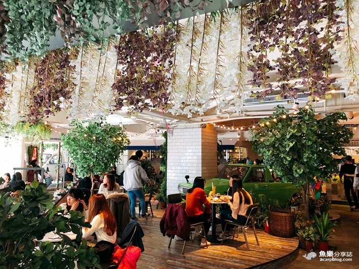 【台中美食】JAI 宅- 台中最美餐廳 一中商圈美食 @魚樂分享誌
