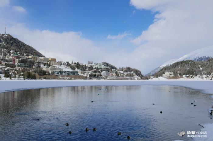 2018瑞士自由行day3-切萊里納-聖莫里茲 @魚樂分享誌