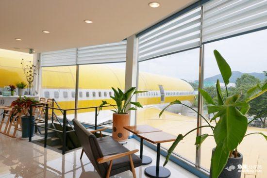 飛機咖啡館