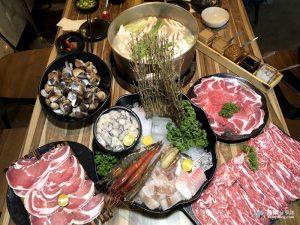 今日熱門文章:【台北松山】極蜆鍋物|滿到爆蛤蠣蜆精湯底|生猛海鮮|民生社區火鍋