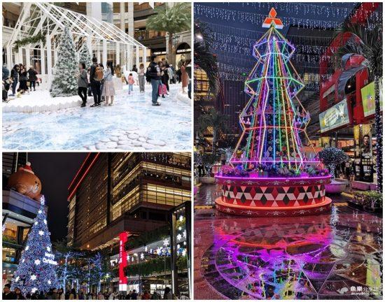 信義區耶誕燈飾