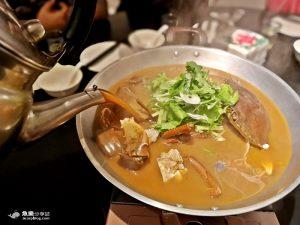 網站近期文章:【台北大安】黑潮市集花甲蟹鍋|來自澳門的辣汁花甲蟹火鍋