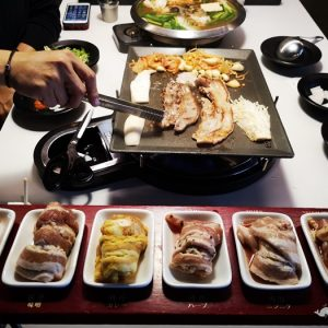 板橋八色烤肉