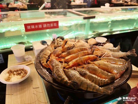 台中泰國蝦吃到飽