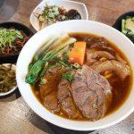 【台北大安】牛莊園牛肉麵 Manor Beef 清燉蔬果湯頭 上班族美味小確幸