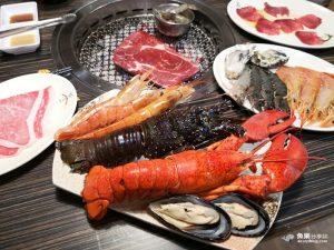 今日熱門文章:【台北大安】燒肉眾│鹿兒島A5日本和牛吃到飽│899龍蝦饗宴