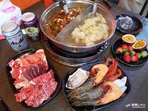 今日熱門文章:【台北萬華】皇家帝國麻辣火鍋吃到飽|食材超威超厲害