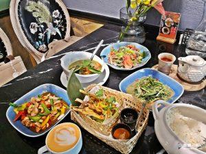 網站近期文章:【桃園美食】Thaï.J 泰式料理│桃園最美泰式餐廳│純正清邁泰北料理