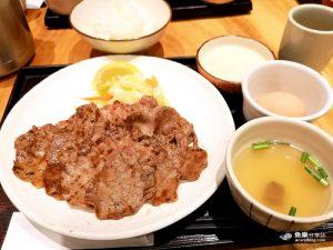 網站近期文章:【日本美食】福岡|牛舌早餐 たんや|博多一番街
