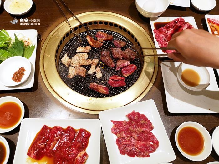 【日本美食】大阪|Aburiya國產牛燒肉吃到飽|あぶりや船場店