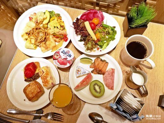 晶華酒店早餐