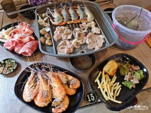 網站近期文章:【新北林口】泰蝦pa 水道泰國蝦吃到飽│10米LED流水蝦 自助式燒烤