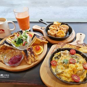mamas鐵鍋早午餐
