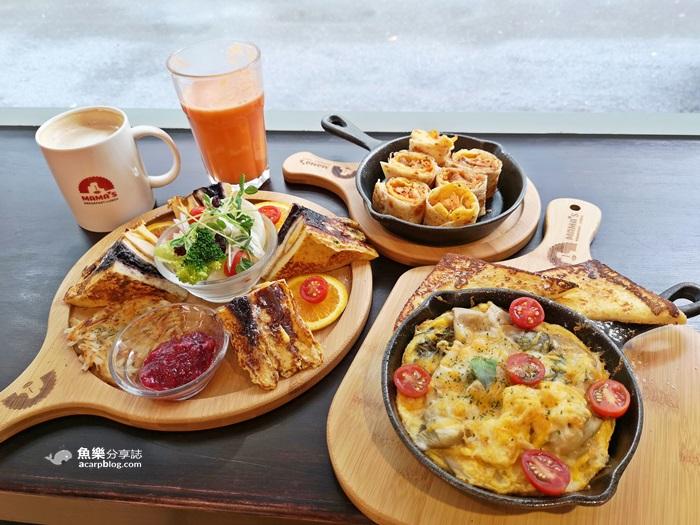 【台北松山】MAMA'S 鐵鍋早午餐|小巨蛋站美食