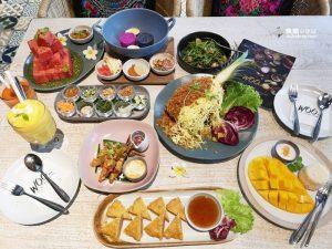 網站近期文章:【台北中山】WOO TAIWAN|來自清邁超美泰式餐廳|大直ATT Recharge