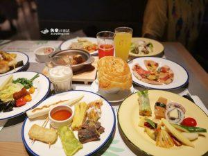 網站近期文章:【新北板橋】果然匯 板橋店|令人驚豔的蔬食百匯吃到飽