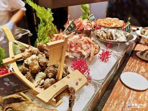 網站近期文章:【台北松山】文華Café「饗.吃.吧」六星級飯店buffet吃到飽