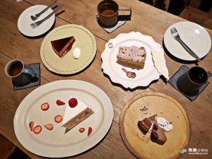 今日熱門文章:【台北中山】時常在這裡│時常吃菓子屋│超難訂的神祕甜點店