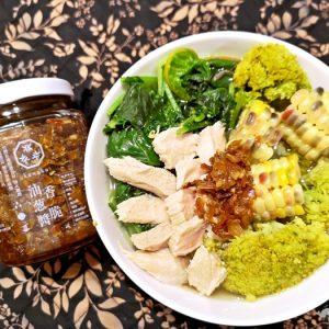川子油蔥醬