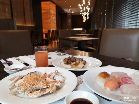 美侖飯店buffet