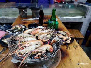 網站近期文章:【泰國曼谷】BKK SEAFOOD BUFFET|活水流蝦吃到飽