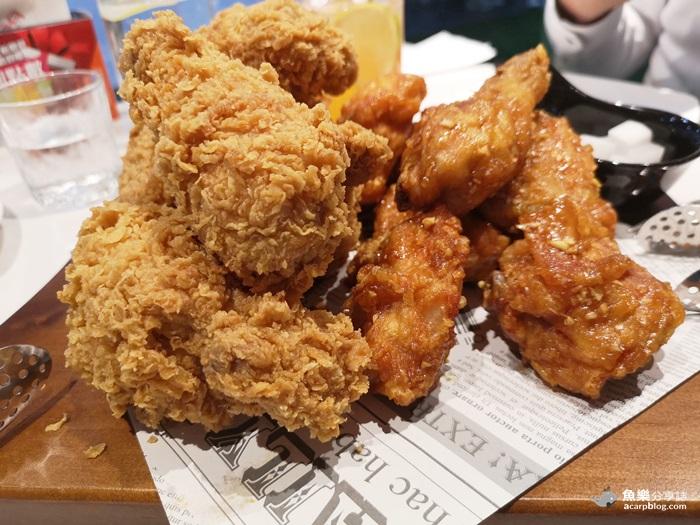 bbq炸雞