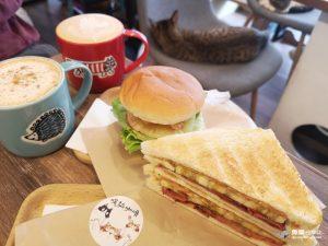 網站近期文章:【台北大安】曬貓咖啡│科技大樓站療癒系貓咪咖啡店 輕食早午餐