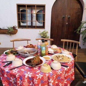 卓也藏山館辦桌