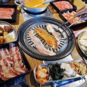 阿豬媽韓式烤肉火鍋