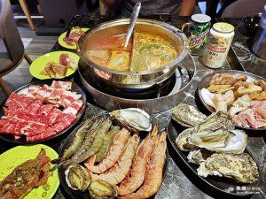 網站近期文章:【台北中山】嗨蝦蝦百匯鍋物吃到飽|和牛 鮑魚 頂級握壽司 生魚片 烤生蠔 各國啤酒無限暢飲