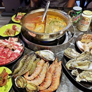 嗨蝦蝦鍋物百匯