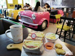網站近期文章:【桃園大園】正U島|青埔高CP值早午餐|小汽車座位超可愛