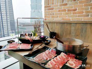 今日熱門文章:【台北信義】新馬辣Plus遠百A13|和牛 九孔鮑魚 天使紅蝦 紅白氣泡酒|101景觀餐廳