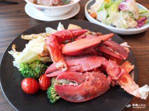 網站近期文章:【台北中正】喜來登大飯店 十二廚 Kitchen 12|下午茶波士頓龍蝦螯吃到飽