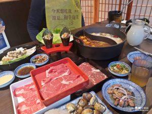 網站近期文章:【台北中正】饌和牛 火鍋吃到飽|桌邊現烤日本A5和牛