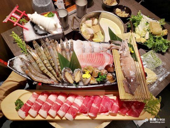聚北海道鍋物吃到飽