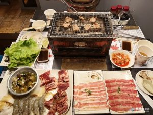 網站近期文章:【台北大安】春喜炭火燒肉+海鮮蟹鍋吃到飽|中秋烤肉節好去處